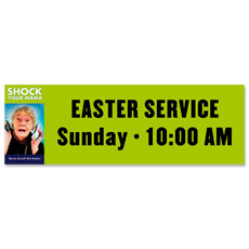 Easter Shock Banner