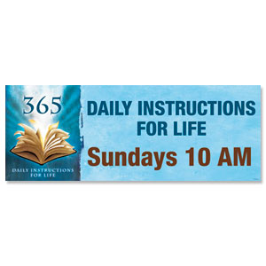 Daily Instructions - 3x8