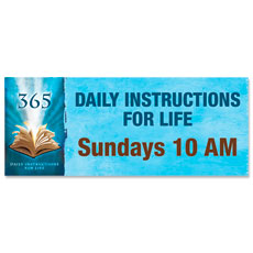 Daily Instructions Banner