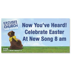 Bunny Excuse Banner