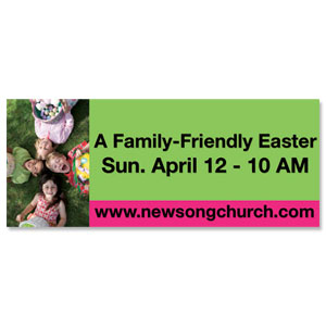 Easter Kids Invited - 10