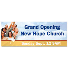 Grand Opening People