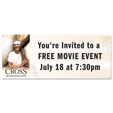 The Cross: The Arthur Blessitt Story Banner