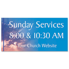 Purpose Welcome Banner