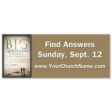 Big Questions Banner
