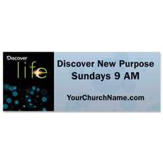 Discover Life Banner