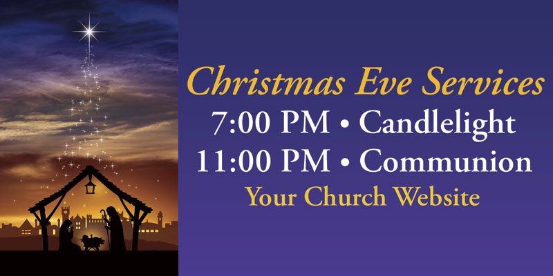 Christmas Begins Christ Banner Church Banners Outreach
