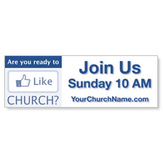 Like Church Banner