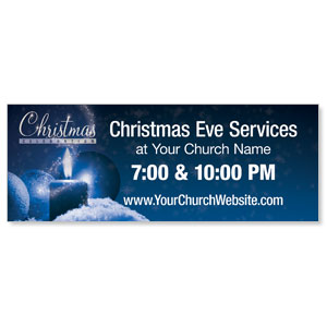 Christmas Celebration Banners
