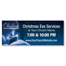 Christmas Celebration Banner