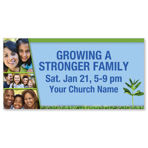 Growing Families - 8 ImpactBanners