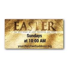 Epic Easter Banner