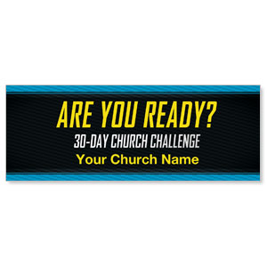 30 Day Church Challenge 3 x 8