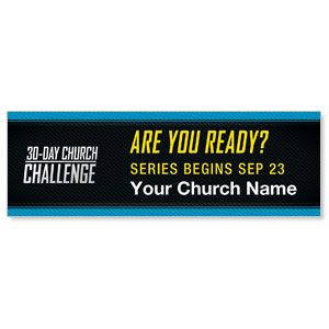 30 Day Church Challenge - 15