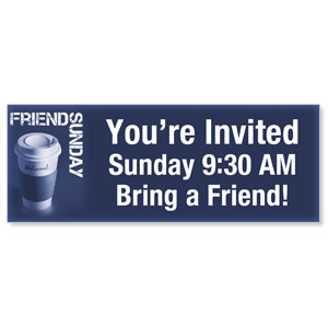Friend Sunday 3 x 8