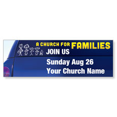 Church for Families Banner