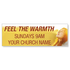 Feel The Warmth Banner