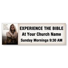 Epic Jesus Banner