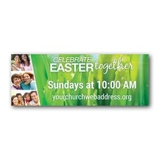 Easter Together Banner