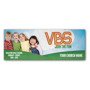 Fun Invitation VBS Banners