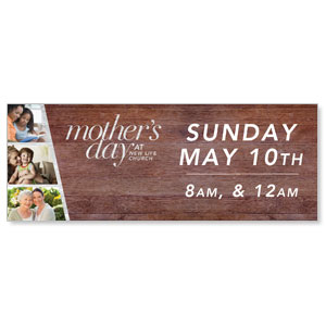Mothers Day Invite Banners