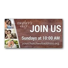 Mothers Day Invite Banner