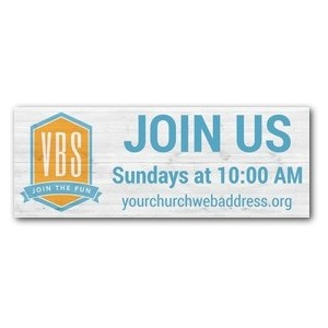 VBS Shield Banners