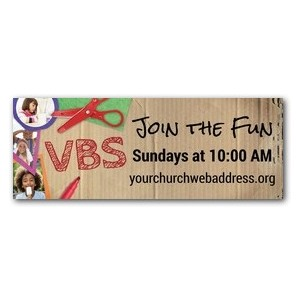 VBS Crafts Banners