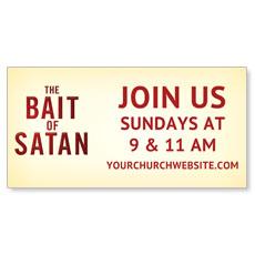 Bait of Satan Banner