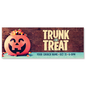 Trunk or Treat - 3x8 ImpactBanners