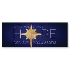 Hope Star Banner