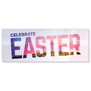 Easter At Calvary Banners