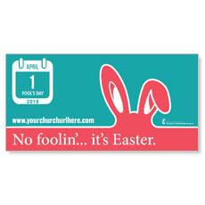 UMC Easter April Banner