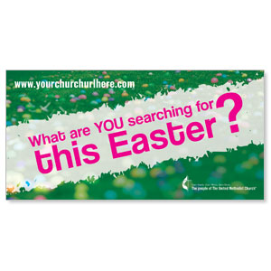 UMC Easter Search Banners