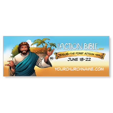 The Action Bible VBS