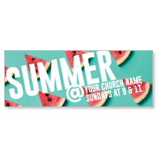 Watermelon Summer At