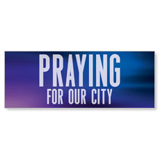 Aurora Lights Praying For Our City
