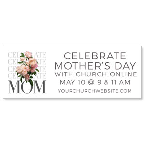 Mother's Day Flowers Online ImpactBanners