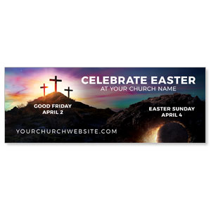Journey To Easter ImpactBanners