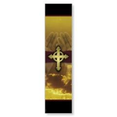 Gothic Cross Banner