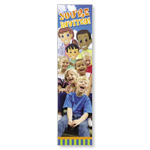Children's Invited Banners
