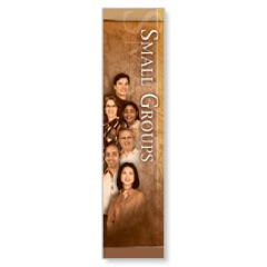 Ministry Faces - Small Groups Banner