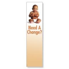 Need a Change-AFA Banner