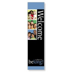 Belong Welcome Banners