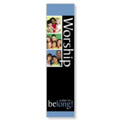Belong Worship Banner