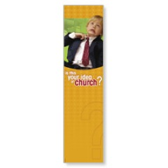 Idea of Church 2 Banners