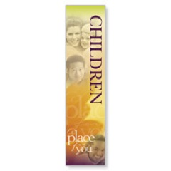 Place for You Children Banner