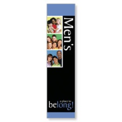 Belong Men's Banner