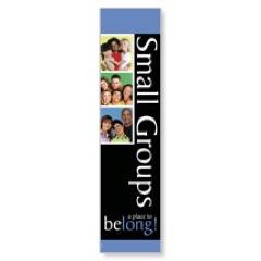 Belong Small Groups Banner