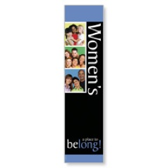 Belong Women's Banner